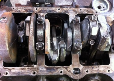 GM ( Chevrolet or GMC ) 4.3 L V6 Engine Tear Down
