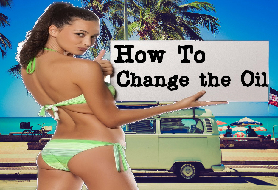 How To Change The Oil in Your Car